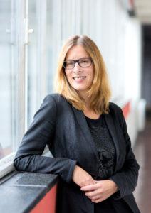 Dr. Claudia Perren; Direktorin der Stiftung Bauhaus Dessau