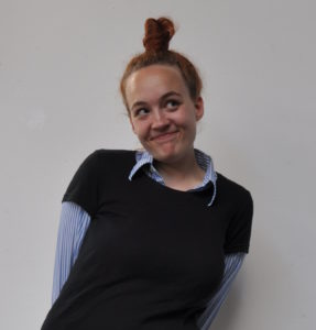 Foto Greta Hoffmann-face
